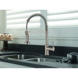 Le robinet balayé conçu neuf de cuisine retirent le mélangeur de robinet de bassin de cuisine
