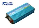 Электронное DC12V к инвертору волны синуса AC220V 1000W реальному чисто с всеобщим гнездом