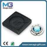 Gancho personalizado 4p Foldable do saco do gancho do metal de Sedex da venda quente com Ce