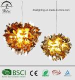 Moderne Replik, die fantastische acrylsauerblumen-hängende Lampe für Dekoration beleuchtet