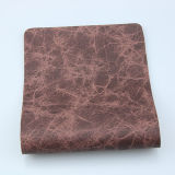 High Quality Waterproof Durable PU Synthetic Leather for Sofa Upholstery Furniture (F8003)