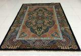 Восточной стороны Knotted Шелковый ковер персидские ковры из шелка 168CMX244см