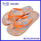 Flip-flop di vendita caldo della spiaggia di estate per le ragazze