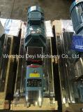 Pompe hygiénique de rotor de Guindineau-Lobe d'acier inoxydable de Zb3a-20 3.0kw