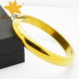 Htbl-001A 금 색깔 형식 자석 적철광 관례 팔찌