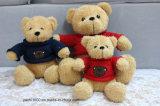 De pluche draagt Zacht Stuk speelgoed Teddy