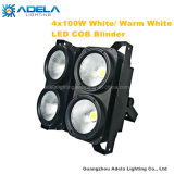 4개의 눈 옥수수 속 LED 곁눈 가리개 빛