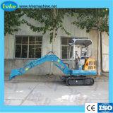 最大3805mmの熱い販売のコンパクトの坑夫の小型ハイドロ掘削機。 掘る範囲