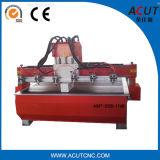 SGSのセリウムが付いているMultヘッド木工業CNCのルーター機械