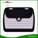 42 LED Wide fish Design solarly Light outdoor Waterproof JETTY Motion sensor solarly power LED guards Light