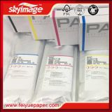 승화 잉크 Papijet 102 4 색깔을%s 가진 본래 보충물 포장