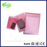 Rosafarbene statische Polyantibeutel (wiederverschließbar)