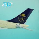 A330-300 saudi-arabisches Polyresin vorbildliches Flugzeug