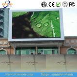 2016 quadros de avisos ao ar livre quentes do diodo emissor de luz da cor cheia das vendas P8