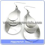 2013 Hottest Earrings Fini en acier inoxydable (E9002)