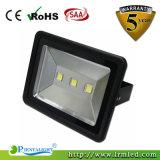 Luz de inundación 200W IP65 a prueba de agua al aire libre de iluminación 6000k luz del día LED blanco