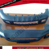 Carro de plástico personalizado de injecção do molde da Grade