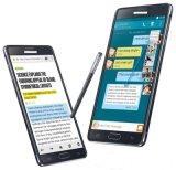 Nota original 4 N9100 Processador duplo SIM desbloqueado telemóveis inteligentes