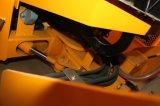 Rueda de acero del tambor doble mini rodillo vibratorio de 2 toneladas (YZC2)