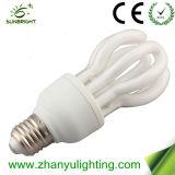 Formato do Lotus de alta qualidade de iluminação de economia de energia
