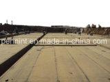 4mm buntes Sand-selbstklebendes Polyester verstärkte Bitumen-wasserdichte Membrane