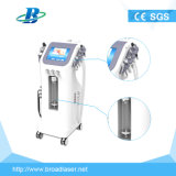 Máquina de la cáscara del jet del oxígeno del agua del rejuvenecimiento de la piel