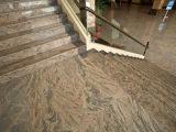 卸し売りBuilding Material GreyかRed/White/Black Granite Circular/Spiral/Curved Staircase/Stairs