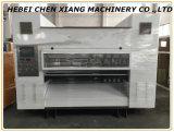 Chenxiang тип бомбардир Slitter гофрированной бумага Nc