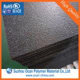 Anti-Aufkleber schwarzes glattes Belüftung-steifes Blatt für Trommel-Verpackung