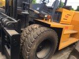 Verwendeter 10t Tcm Gabelstapler Fd200 des verwendeten Maschine Tcm Dieselgabelstaplers Fd200