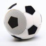 Altoparlante di Bluetooth nei disegni di pallacanestro & di gioco del calcio
