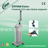Er700b 스트레치 마크 제거를 위한 직업적인 분수 이산화탄소 Laser