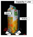 Het gesneden Type van Nimco van de Verpakkende Machine van de Doos van het Karton van Aardbeien