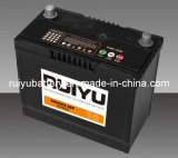 Ruiyu-Ns60L-SMF Wartungsfreie Autobatterie
