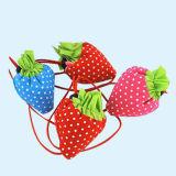 190T Strawberry Sacola de Compras
