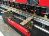 Placa de metal hidráulicas CNC Bender dobradeira (40T/2500mm)