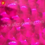 3D BOPP laminado Película con muchos colores