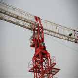 6t 5013 Topless de grúa torre de grúa torre Fabricante China