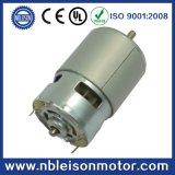 Motore ad alta velocità di CC di RS755 9.6V 12V 18V 24V per gli attrezzi a motore
