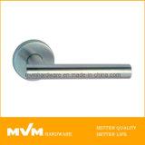 ローズ(S1140)の高品質のステンレス鋼のドアハンドル