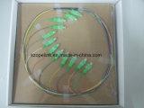 Pigtail da fita da fibra óptica
