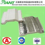 La película de aluminio reforzado con retardante de llama (película en blanco)