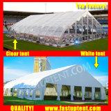 Curve Marquee tenda para o Workshop temporária no tamanho 35x60m 35m X 60m 35 60 60X35 60m X 35m