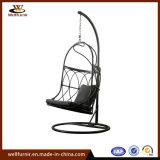 2018の井戸のFurnirの藤のハングの椅子の屋外の振動椅子