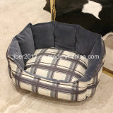 محبوب شريكات رف كلاسيكيّة [شكرد] محبوب أريكة جلد كلب [سفا بد] مسيكة كلب سرير كبيرة