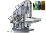 Automatische multi Farben-heißes Folien-Aushaumaschine-seitliches Drucken