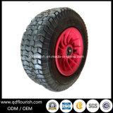 16 Zoll-Schubkarre-Reifen-pneumatisches Gummirad für Verkauf