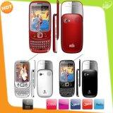 Teléfono móvil dual de la pantalla táctil de la tarjeta de SIM (H8000)