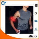 Armband высокой видимости отражательный СИД идущий для спорта