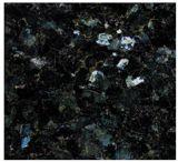 Alte belle mattonelle/lastre verde smeraldo incluse del granito della perla di Quliaty